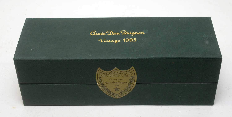 Lot 36 - Champagne Dom Perignon Vintage 1995.