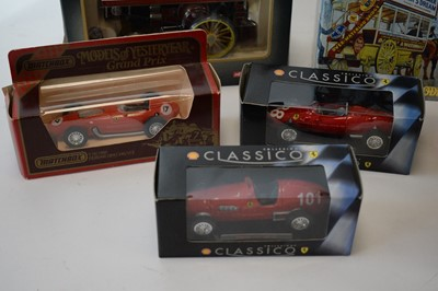 Lot 839 - Diecast model vehicles.