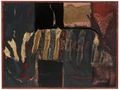 Lot 759 - Lucy Voelcker - oil