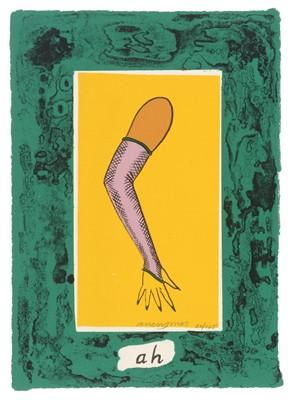 Lot 903 - Allen Jones  - lithograph