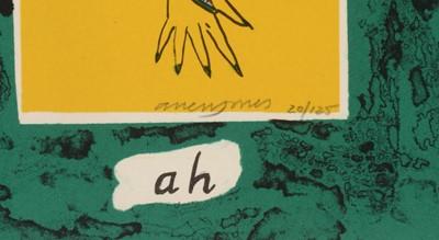 Lot 611 - Allen Jones  - lithograph