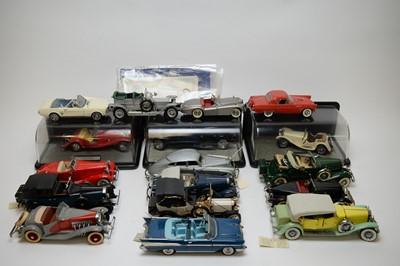 Lot 911 - Diecast toys.