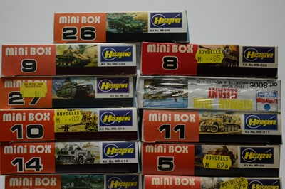 Lot 871 - 1:72 scale plastic construction kits.