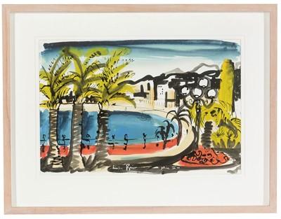 Lot 941 - Luke Piper - watercolour