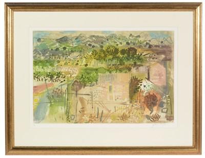 Lot 899 - John Piper - etching and aquatint