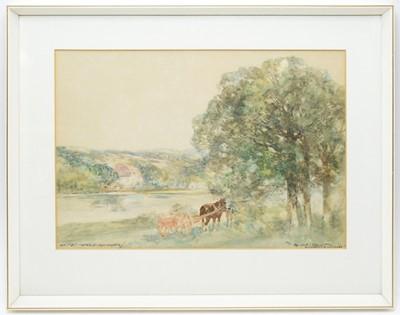 Lot 297 - Victor Noble Rainbird - Watercolour