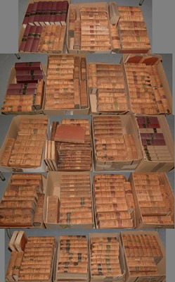 Lot 459 - A large collection of Law Reports and other legal books