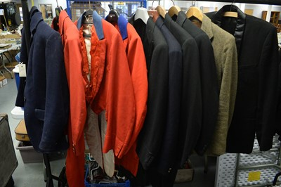 Lot 483 - Selection of Hunting and dress jackets.