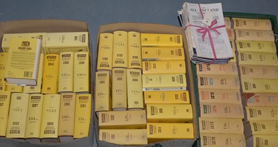 Lot 453 - A collection of Wisden Cricket annuals from 1971 - 2017