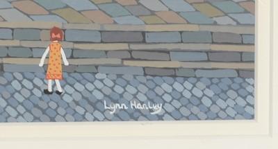 Lot 220 - Lynn Hanley - gouache.