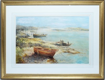 Lot 298 - Charles William Adderton - watercolour