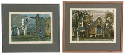 Lot 215 - Norman Wade - prints.