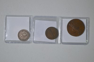 Lot 202 - North East Tokens.