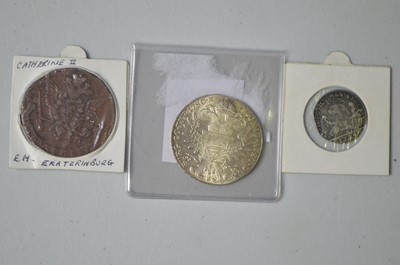 Lot 203 - Russia 5 Kopeks and others.