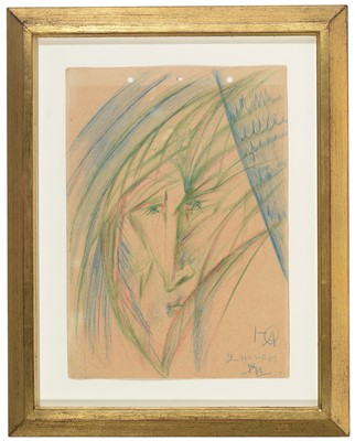 Lot 958 - Yuri Pavlovich Annenkov - drawing