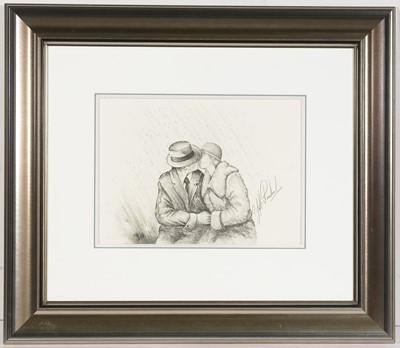 Lot 960 - Jeff Rowland - Pencil