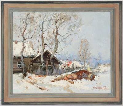 Lot 971 - Alexander Afanasievic Kolotilov - oil