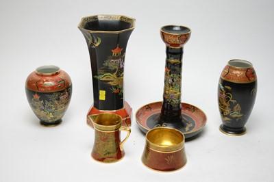 Lot 301 - Quantity of Carlton ware.