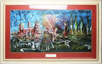 Lot 276 - Anthony Sulek - pastel