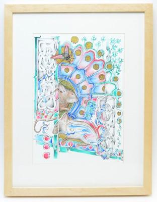 Lot 278 - Judy Hurst - drawing