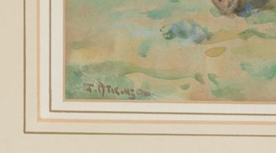 Lot 222 - John Atkinson - watercolour.
