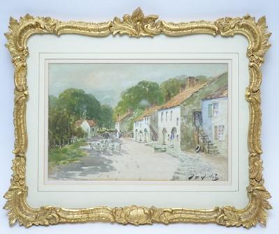Lot 300 - Thomas Swift Hutton - watercolour
