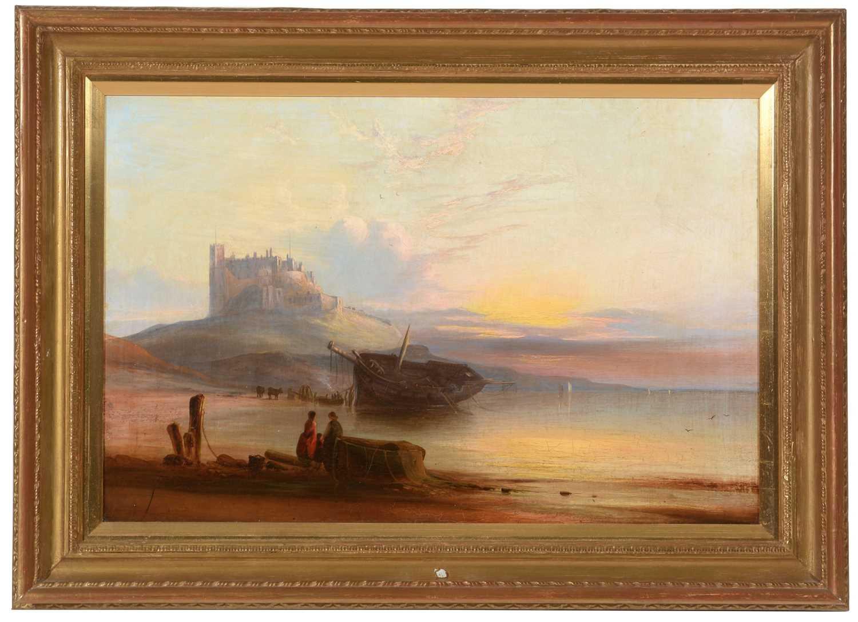 Lot 263 - William Crawhall - oil.
