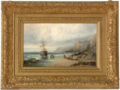 Lot 375 - William Thornley - oil.