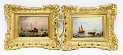 Lot 339 - Manner of William Thornley - oil on panel