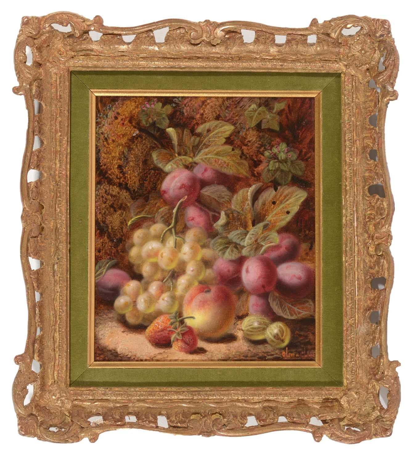 Lot 401 - Attributed to Oliver Clare - oil.
