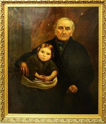 Lot 341 - British School, late 19th Century - oil on canvas
