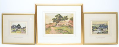 Lot 303 - Harry Sticks - watercolours