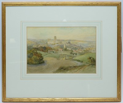 Lot 304 - Richard Henry Wright - watercolour