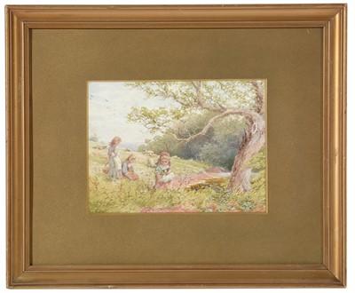 Lot 308 - Horace Hammond - watercolour.