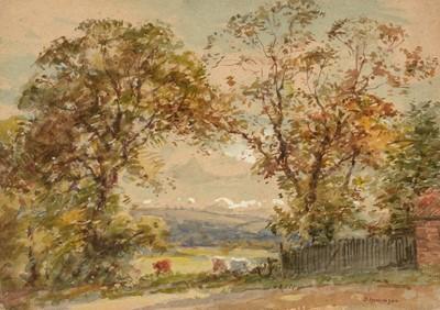 Lot 223 - John Atkinson - watercolour.