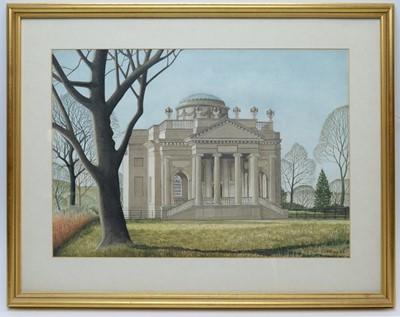 Lot 305 - A* Bates - watercolour