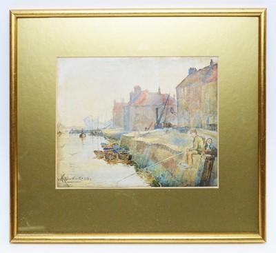 Lot 306 - William Kay Blacklock - watercolour