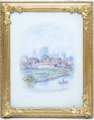Lot 309 - George Fall - watercolour