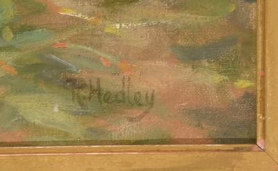 Lot 284 - Ralph Hedley - oil.