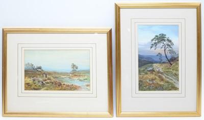 Lot 310 - John Wilson Hepple - watercolour