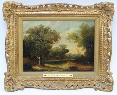 Lot 346 - Manner of Patrick Nasmyth - oil on panel