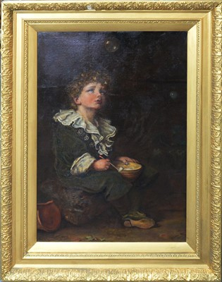 Lot 347 - After John Everett Millais - oil on canvas