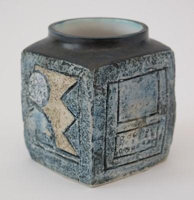 Lot 705 - Troika vase