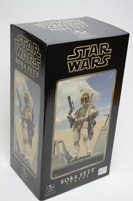 Lot 309 - Star Wars Gentle Giant Ltd Boba Fett