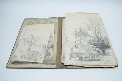 Lot 315 - Joseph Hill - Drawings