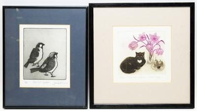 Lot 267 - Sheila Stafford and J* Wills - Prints
