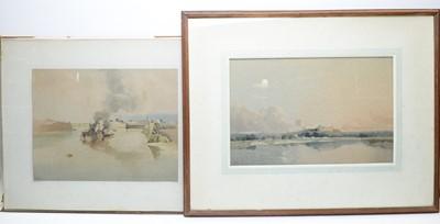 Lot 316 - Morgan Rendle - Watercolours