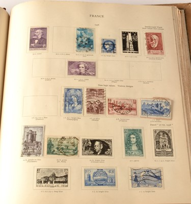 Lot 5 - Two New Ideal stamp albums and two others