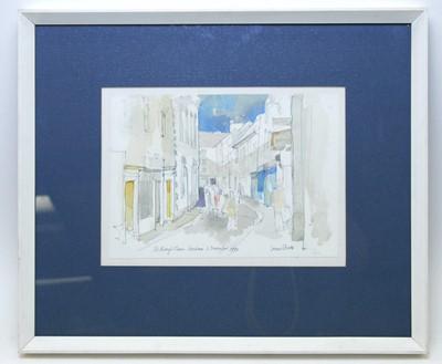 Lot 317 - Leonard Evetts - watercolour