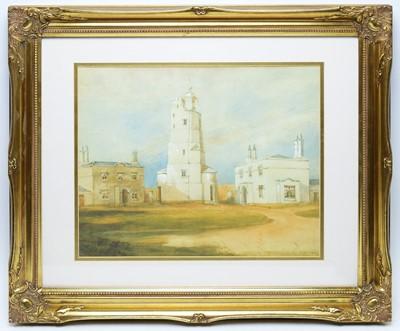 Lot 322 - British School, 19th Century - watercolour